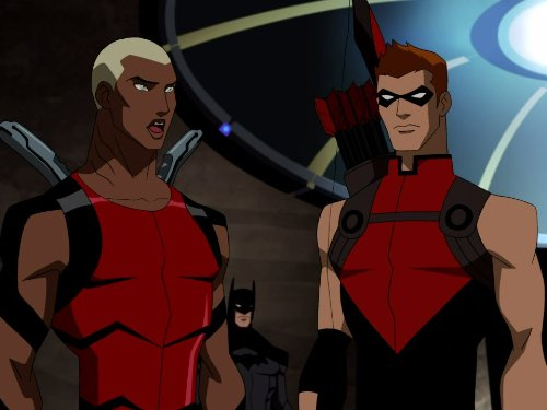 Young Justice Season 1 Watch Online Free On Fmovies