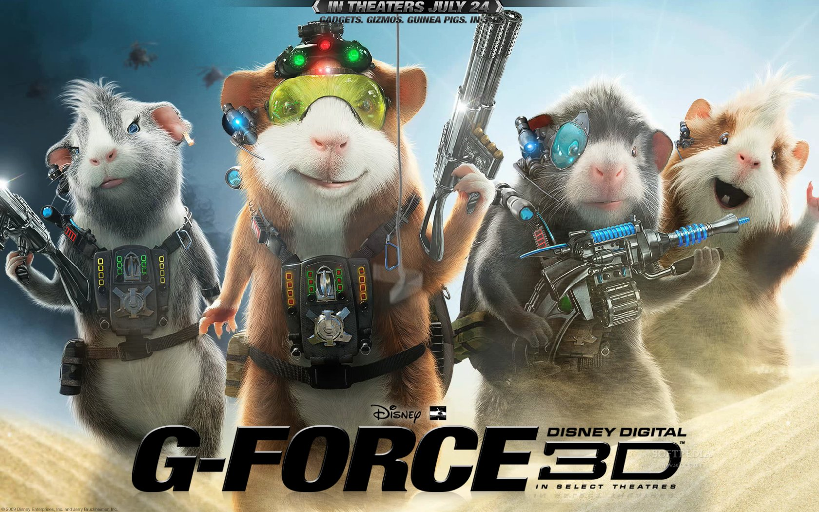 G Force Watch Online Free On Fmovies