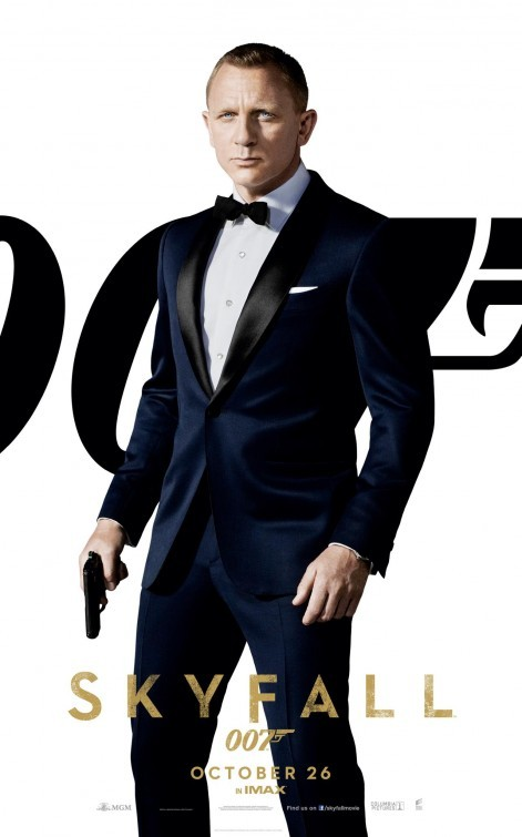 SKYFALL JAMES BOND 007 DVD NOWA - OKAZJA !!! - Zdjęcie na